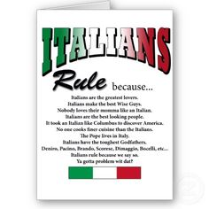 Google Image Result for http://rlv.zcache.com/italians_rule_card-p137934040566287904bh2r3_400.jpg