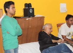 zeeshan ahmad with mahesh bhatt
