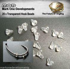 MOD-20-X-TRANSPARENT-HOOK-BEADS-STOPS-BUFFER-FOR-CARP-RIGS-POP-UPS-D-RIGS