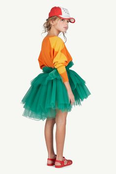 The Animals Observatory, timeless children clothing brand under the creative direction of Laia Aguilar. A new kids fashion vision through art, architecture and paintings. Kids Clothing Brands, New Kids, Ruffles, Boy Or Girl, Kids Outfits, Kids Fashion, Mini Skirts, Ballet Skirt, Spring Summer