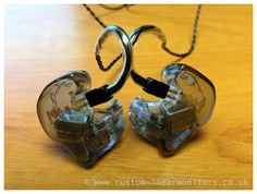 1964 Ears Custom In Ear Monitors In Ear Buds, In Ear Monitors, Sound Stage, Music Production, Headgear, Music Stuff, Gadget, Ears, Headphones
