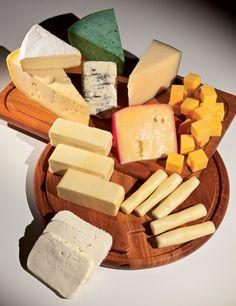 Escolha os queijos menos calóricos para saborear no inverno