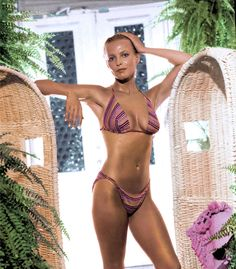 Cheryl Ladd White Bikini