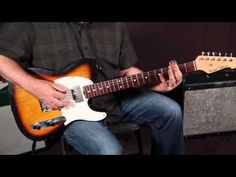 """Blues Rock Guitar Lesson: How to Play """"Just Got Paid"""" by ZZ Top on Guitar - Slide Guitar - YouTube"""