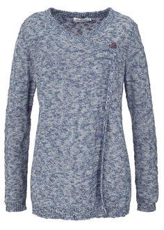 Jachetă tricotată Foarte feminină şi • 89.9 lei • Bon prix Indigo, Outfit, Men Sweater, Sweaters, Lei, Fashion, Tricot, Knit Jacket, Long Sleeve