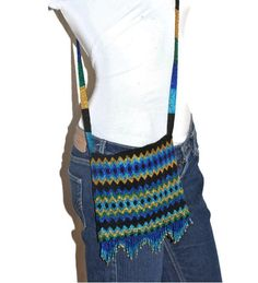 iPhone purse Chevron crossbody bag Ethnic by IKALAoutfitter