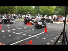 Squad Demo in PHD Fairfax County, Squad, Harley Davidson, Police, Law Enforcement, Classroom, Manga