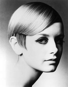 "Twiggy - I idolized her when I was a teenager. She was ""perfect"" - thin, with straight blond hair and big eyes. I was none of those things. I hope her life turned out as happy as mine did."
