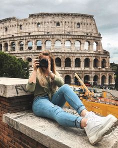 Rome is always a good idea. . . #Travel #LoveToTravel #TravelGirl #Traveler #Rome #Italy #TravelTheWorld #WhereToGo #Roma #Viajes
