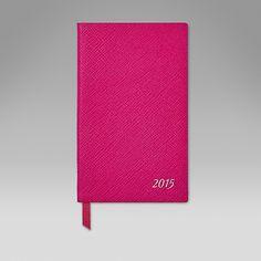 2015 Panama Diary with pocket - Smythson