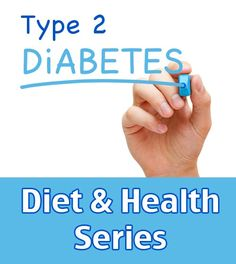 Type 2 Diabetes Diet & Health Series. Where we'll work our way through some great information and case studies to help you either prevent or manage type 2 diabetes :)