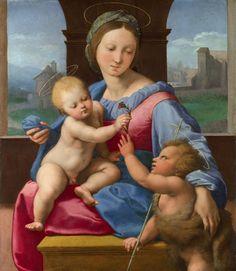 Le-Madonne-di-Raffaello-Madonna-Aldobrandini.