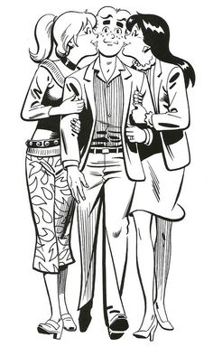 Archie Comic Publications https://www.pinterest.com/citygirlpideas/archie-comics/