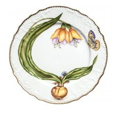 Flowers Of Yesterday Yellow Buttercup Dinner Plate
