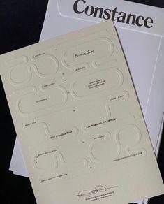 Nolwenn Le Flanchec (@nolwennleflanchec) • Instagram photos and videos Graphic Design Typography, Branding Design, Logo Design, Book Design Layout, Print Layout, Identity, Stationary Branding, Hand Lettering Fonts, Grafik Design
