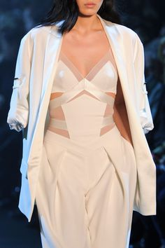 welcome in the world of fashion - Alexandre Vauthier – Haute Couture – Spring 2015 - Haute Couture Style, Couture Mode, Couture Fashion, Runway Fashion, Womens Fashion, Alexandre Vauthier, Fashion Week, High Fashion, Fashion Show