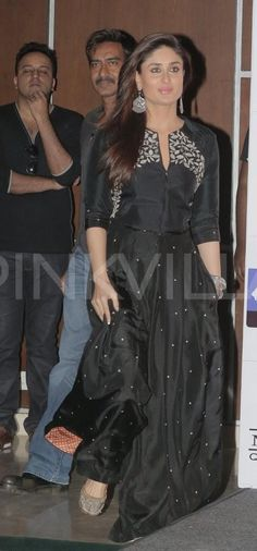 Kareena-Ajay promote 'Singham Returns' in Kolkata | PINKVILLA
