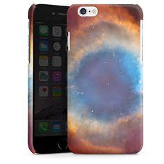Helix Nebel für Premium Case (glänzend) für Apple iPhone 6 von DeinDesign™