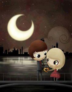 Sweetness under the moon