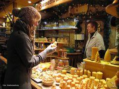 Willkommen auf dem Wernigeröder Weihnachtsmarkt