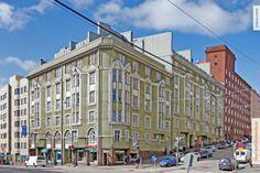 Kallion kaunein Jugend-talo. - The most beautiful jugend house in Helsinki's Kallio