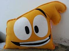 Justin Time -squidgy-pillow