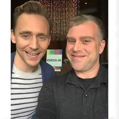 """Tom Hiddleston at the Emmy FYC """"The Contenders"""" event at the DGA Theater, April 10, 2016. Source: https://www.instagram.com/p/BECFQjALVB7/"""