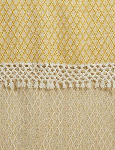 Elsie Tassel Throw Product Line Number:T474371  Price£31.60 Previous Price£39.50