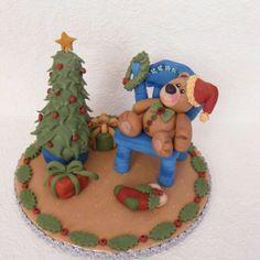 How to stoel voor Kerstbeer (Karen Dodebier DLT)