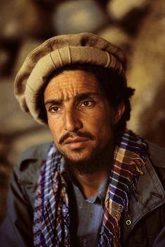 Commandant Massoud Reza