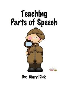 Common Core -- Parts of Speech Made Simple Bundle