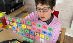 Communication | Beth Moulam Background Process, Alphabet Board, Essential Elements, Dyslexia, Body Language, Disability, Communication, Alternative, Communication Illustrations