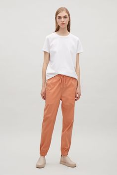COS | Relaxed Cotton Trousers