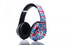 Beats By Dre studio British flag Olympic Edition