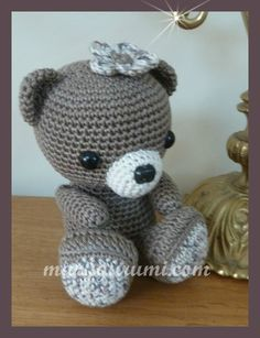 Charly le petit ours