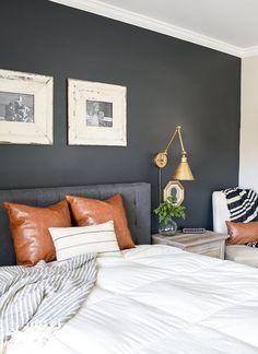 18 Best Dark Gray Walls images in 2013 | House design, Grey walls ...