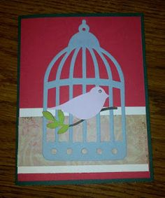 Sheryls Crafting Corner - Quick Get Well card