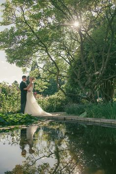 Matt & Melani's Barnsley House Wedding