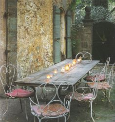 ~linen & lavender: ...And the livin' is easy - http://www.linenandlavender.net/2009/08/and-livin-is-easy.html#