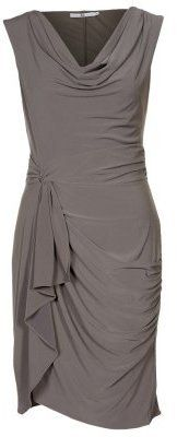 ShopStyle: Manoukian Cocktailkleid brown tan