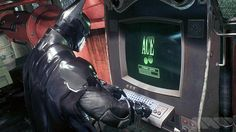 User Interface, Design, Animation, Screen Graphics, Cinematics, Flash Animation for Batman: Arkham Knight | spov.tv