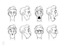 Diseño de personajes: Bocetos. Cap.1   Blog de diseño gráfico y creatividad.