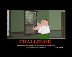 Challenge gif motivational poster