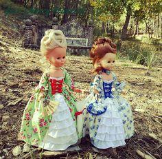 Nancy Doll, American Girl, Doll Clothes, Flower Girl Dresses, Dolls, Wedding Dresses, Womens Fashion, Virginia, Vintage
