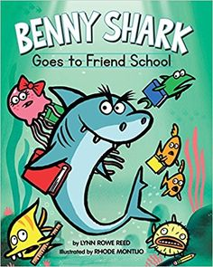 (Two Lions) Benny the bull shark is a big bully. Every day he makes the other sea creatures tremble and shake with his bossy ways. Benny even tries to bully his way to friendship—but no one wants to be friends with a bully! Then Janice the jellyfish tells Benny about Friend School, where he can learn the rules of friendship. He decides to try it out. Friend School is harder than it looks, though, especially for a bully like him! Will Benny finally learn what it takes to be a true friend?