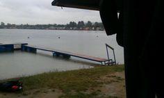 Palatinus-tó Búvárbázis itt: Esztergom, Komárom-Esztergom megye