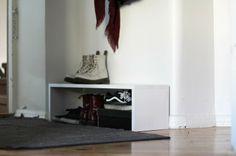 RAW Design blog: DIY Shoerack