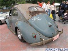 AirMighty.com: El VW refrigerado por aire del sitio - Le Bug Mostrar Spa 2006