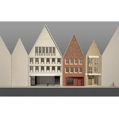 Roz Barr Architects Kaufmannshauser, LubeckPrevious