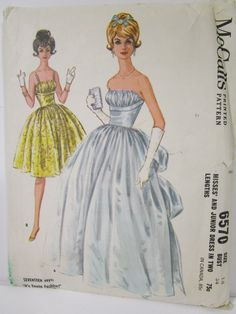 McCall's 6570 (1962)